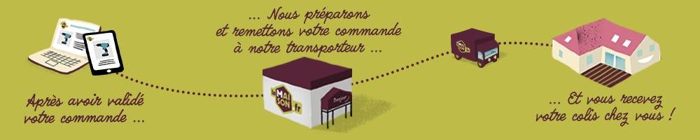 Livraison Lamaison.fr