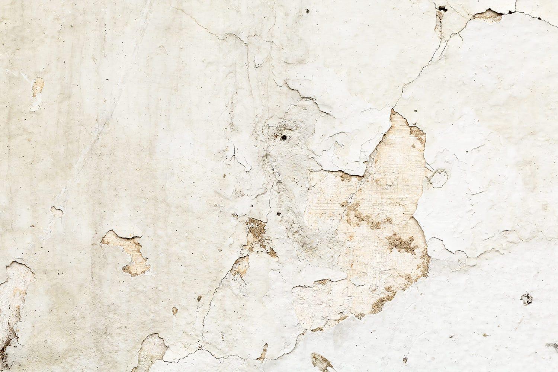 peinture fissurée humidité