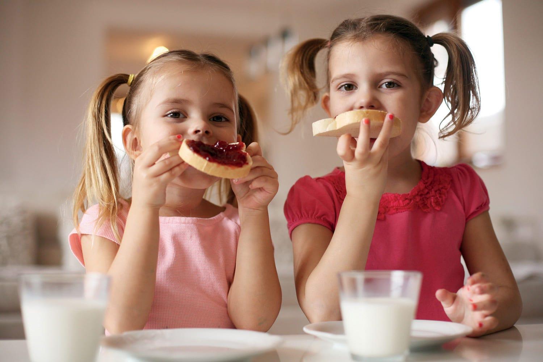 goûter enfants tartines confiture maison