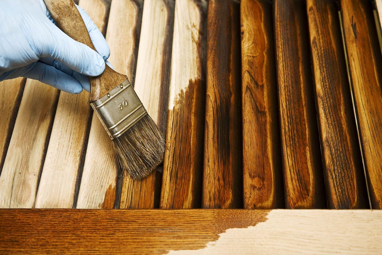 lasure pour volets en bois